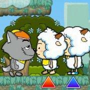 Игра Игра Игра на двоих: коза и волк 2