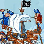 Игра Игра Пиратские ледяные сокровища