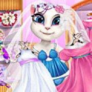 Игра Игра Анжела модный гардероб