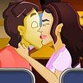 Игра Игра Поцелуи в школе