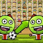 Игра Игра Кукольный футбол головами 2015