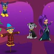 Игра Игра Никелодеон: Хэллоуин фермерский фестиваль