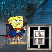 Игра Игра Губка Боб: строитель дома с призраками