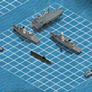 Игра Игра Морской бой война