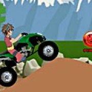Игра Игра Бакуган: квадроцикл на бездорожье