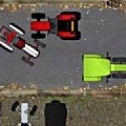 Игра Игра Милый трактор: парковка