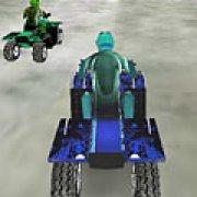 Игра Игра Квадроцикл на грязной дороге