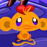 Игра Игра Счастливая обезьянка: день святого Валентина