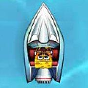 Игра Игра Губка Боб: школьное катание на лодке