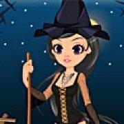 Игра Игра Красивая ведьма