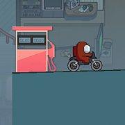 Игра Игра Амонг Ас Мотоциклы Гонки