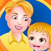 Игра Игра Малышка Хейзел день отца