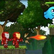 Игра Игра Железный человек приключения