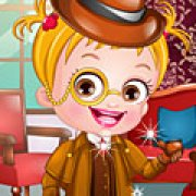 Игра Игра Малышка Хейзел детектив