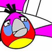 Игра Игра Раскраски: Злые птички