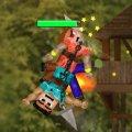 Игра Игра Майнкрафт: Рэгдолл Рейдж