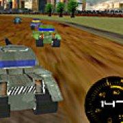 Игра Игра Гонка военных танков