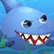Игра Игра Большая рыба ест маленькую