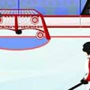Игра Игра Забей шайбу / Hockey Shooter