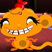 Игра Игра Счастливая обезьянка уровень 75
