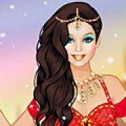 Игра Игра Одевалки: Барби арабская модница