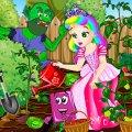 Игра Игра Принцесса Джульетта: проблемы в саду