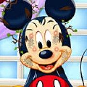 Игра Игра Микки Маус: уход в спа салоне