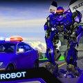 Игра Игра Трансформеры: Робот Машина Полицейский