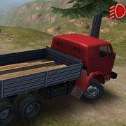 Игра Игра Водитель грузовика: сумасшедшая дорога