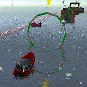 Игра Игра Трюки Скоростной Лодки 3Д