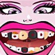 Игра Игра Сумасшедший стоматолог