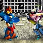Игра Игра Восстание роботов