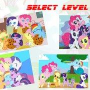 Игра Игра Май литл пони: пазлы для девочек