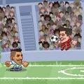 Игра Игра Футбол Головами: Все Звезды На Арене