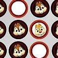 Игра Игра Чип и Дейл: плитка на память