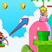 Игра Игра Виселицы: Марио
