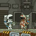 Игра Игра Зомби в космосе (Zombies in Space)