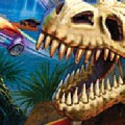 Игра Игра Хот вилс с динозаврами