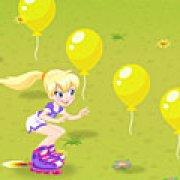 Игра Игра Полли Покет: гонки с шариками