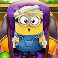 Игра Игра Миньон в больнице: лечение травм у доктора