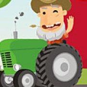 Игра Игра Трактор ферма