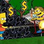 Игра Игра Симпсоны: ярость Барта