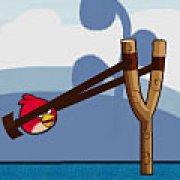 Игра Игра Злые птички стрелялки