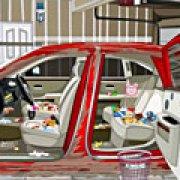 Игра Игра Освежительная уборка авто