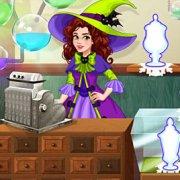 Игра Игра Магазин волшебного зелья Оливии