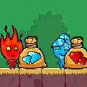 Игра Игра Огонь и Вода 8