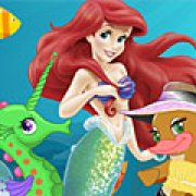 Игра Игра Ариэль: подводный конкурс