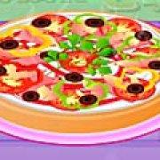 Игра Игра Вкусная пицца