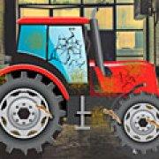 Игра Игра Ремонт тракторов
