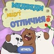 Игра Игра Вся правда о медведях: медведи ищут отличия